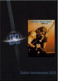 Cover Johnny Hallyday - Bercy 92 [DVD]